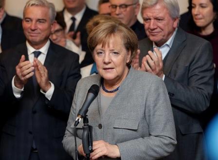 Провал на преговорите за съставяне на управляваща коалиция в Германия