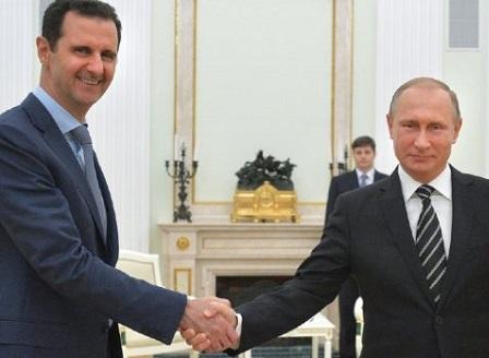 Владимир Путин и Башар Асад се срещнаха в Сочи