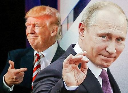 Тръмп и Путин обсъждаха Сирия, Северна Корея и Украйна в телефонен разговор