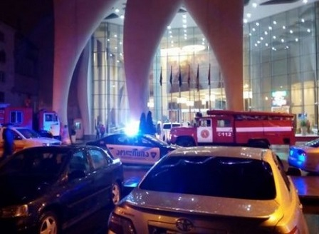 Пожар в хотел в Грузия отне живота на 11 души