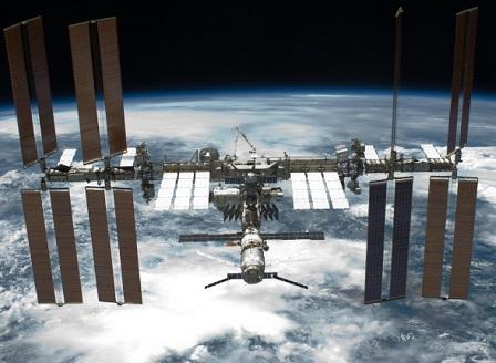международна космическа станция технологии