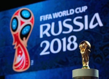 Какво отреди жребият за Световното по футбол през 2018