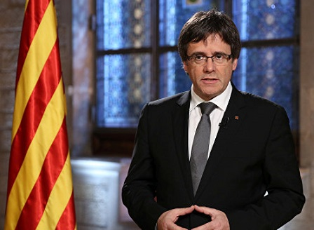 Испанският съд оттегли международна заповед за арест на Пучдемон