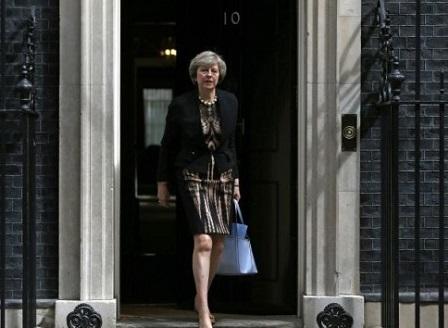 Предотвратиха атентат срещу британския премиер Тереза Мей