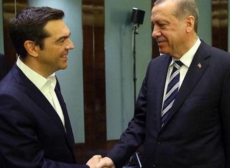 Историческо посещение на турския президент Ердоган в Гърция