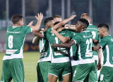 Лудогорец се класира за шестнайсетина финалите на Лига Европа