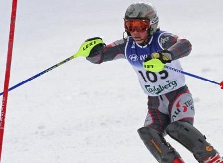 Алберт Попов с личен рекорд в класирането за Европейската купа по ски алпийски дисциплини