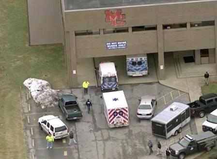 Две жертви при стрелба в училище в САЩ