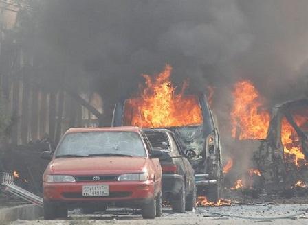Нападнаха офис на организацията Спасете децата в афганистанския град Джалалабад