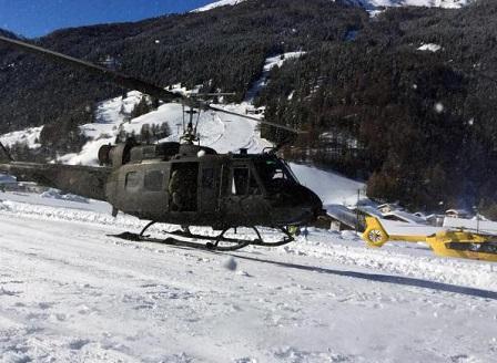 150 души бяха евакуирани след лавина в Италия