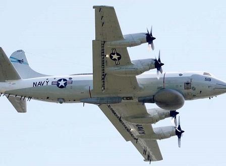 Руски изтребител мина на метри от американски самолет над Черно море