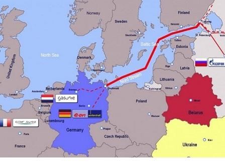 ЕК прие поправка в директива, която блокира проекта Северен поток 2