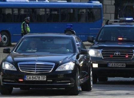 Президентът освободи шефа на НСО Ангел Антонов, назначи Росен Тодоров