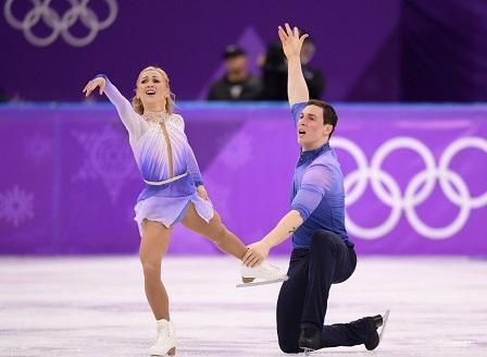 Германски триумф при спортните двойки във фигурното пързаляне