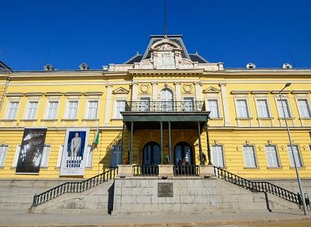 Националната художествена галерия получи рекордно дарение
