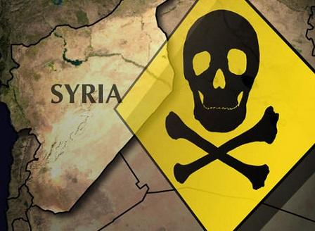 Турция е използвала химически снаряди при атаката в Сирия