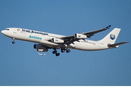 Самолет с 66 души на борда катастрофира в Иран