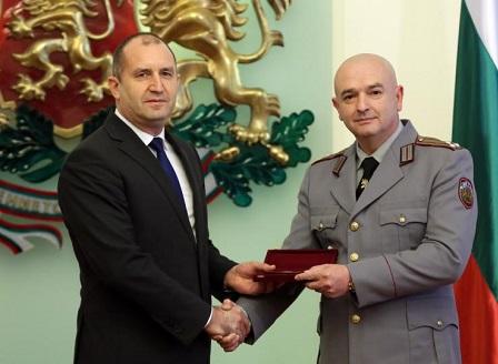 Президентът назначи проф. Венцислав Мутафчийски за шеф на ВМА