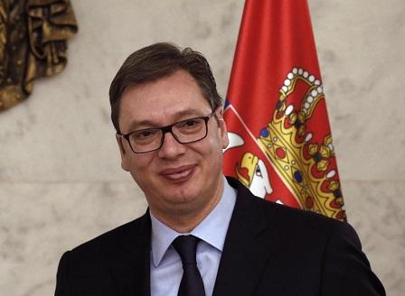 Сръбският президент Александър Вучич идва утре на официално посещение у нас