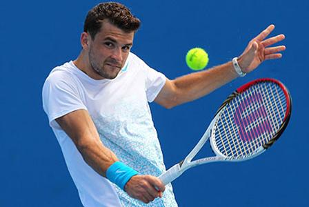 Григор Димитров си спечели място на осминафиналите в откритото първенство на Австралия