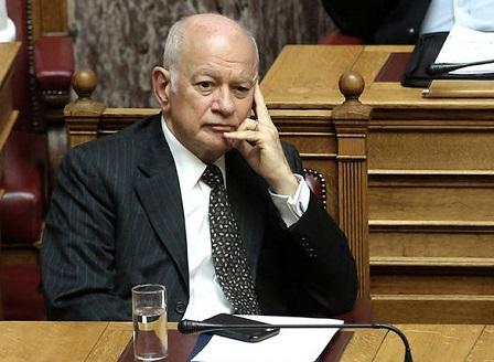 Министърът на икономиката на Гърция подаде оставка
