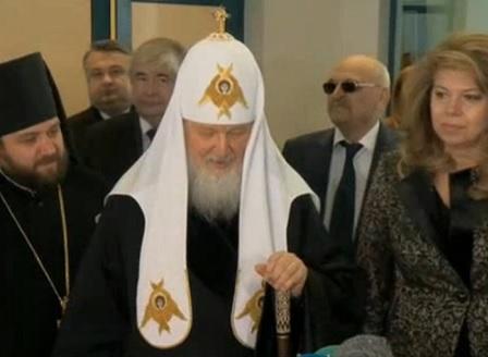 Руският патриарх Кирил се срещна с българския патриарх Неофит