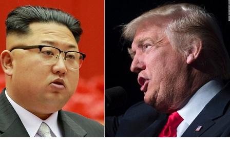Доналд Тръмп и Ким Чен-ун ще се срещнат до месец май