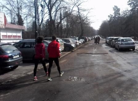 Ограничават достъпа на автомобили в Борисовата градина