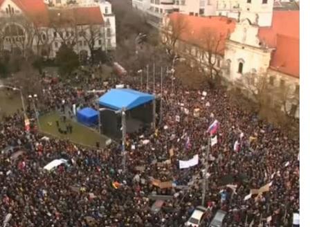 Словашкият президент одобри състава на новото правителство на страната