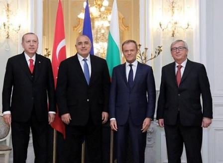 Лидерската среща ЕС-Турция във Варна е във фокуса на чуждестранните медии