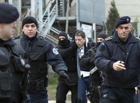 Напрежение между Събрия и Косово