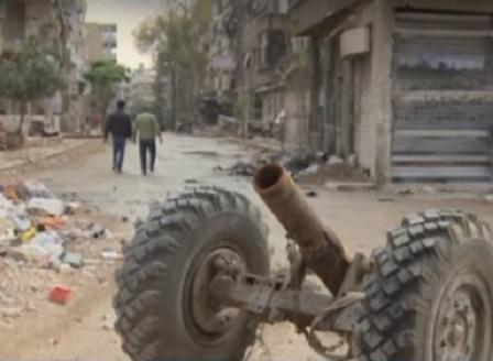 Въздушни удари по военно летище в Сирия