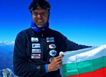 Алпинистът Боян Петров изчезна при експедиция в Хималаите