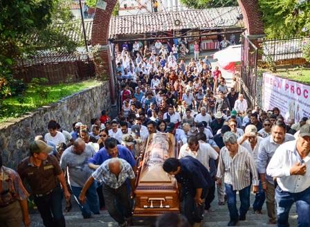 Само за месец в Мексико са били убити 15 политици