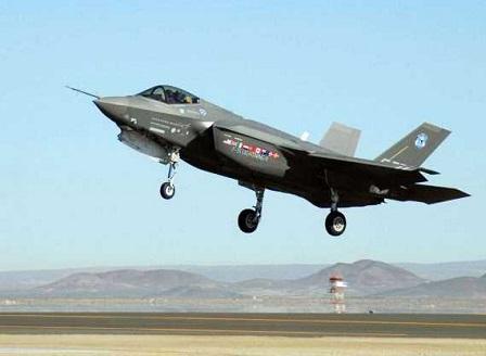 Израел първа направи мисия с изтребител F-35