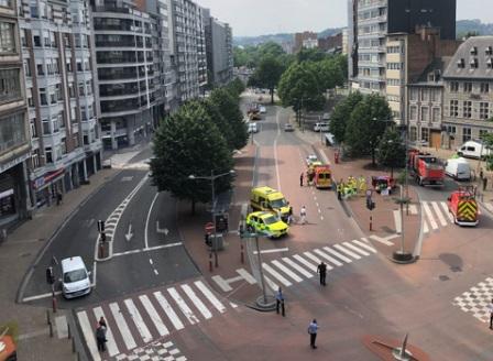 Ислямска държава пое отговорност за нападението в Лиеж