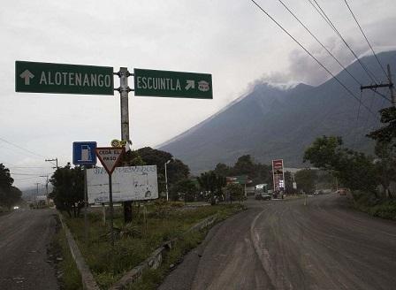 Вулканът Фуего в Гватемала изригна и взе жертви
