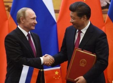Русия и Китай ще задълбочат многостранното си сътрудничество
