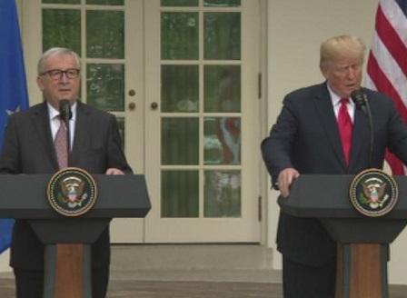 ЕС и САЩ се споразумяха за по-добри търговски отношения