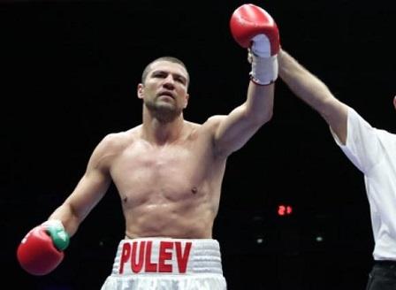 Тервел Пулев ще се бие за титла срещу италианец