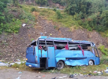 16 души са загинали в катастрофата край Своге