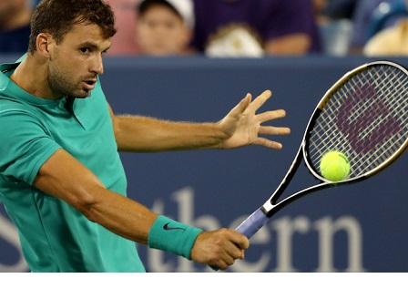 Григор Димитров отпадна в първия кръг на US Open