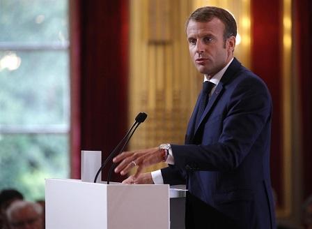 Макрон призова европейската сигурност да не зависи от САЩ