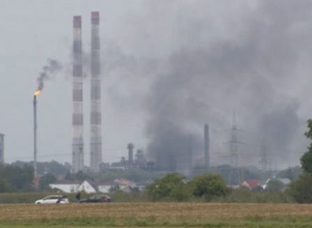 Експлозия в рафинерия край южногерманския град Инголщат