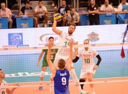 България надигра Финландия с 3:0 на старта на Световното първенство по волейбол