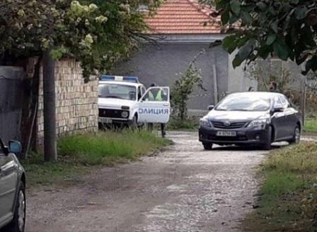 Четворно убийство в Каспичан, извършителят е задържан