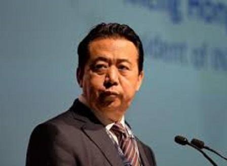 Китай обвини бившия президент на Интерпол в корупция и взимане на подкуп