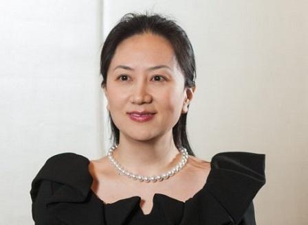 Финансовият директор на Хуауей беше арестувана