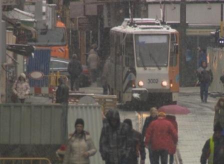 Трамваите по Граф Игнатиев тръгват от днес