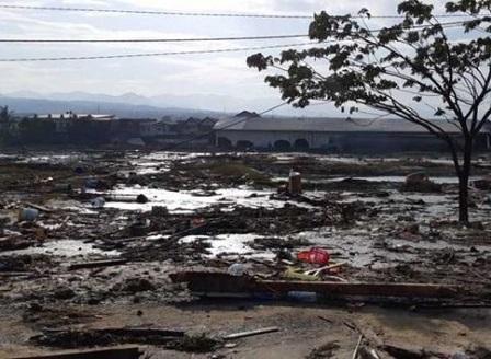 Над 160 души загинаха при цунами в Индонезия